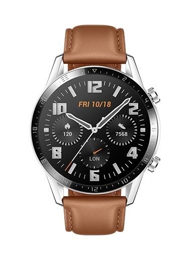 Huawei Huawei Watch Gt 2 Kahverengi 46Mm Kahve